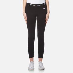 Champion Women's 7/8 Leggings - Black
