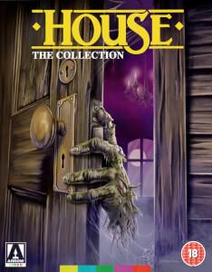 The Full House (House I, II, III, IV) (Includes DVD)