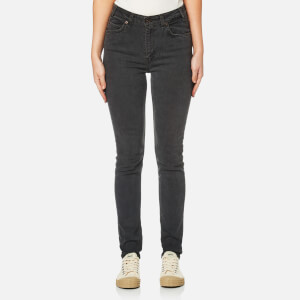 Levi's Women's Orange Tab 721 Vintage High Skinny Jeans - Black Widow