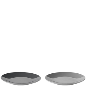 Stelton Emma Plate - Grey (Set of 2)