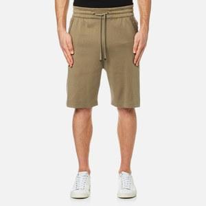 Helmut Lang Men's Bound Seam Shorts - Tawny