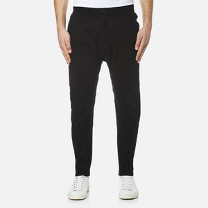 Helmut Lang Men's Back Strap Trousers - Black