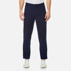 Folk Men's Ripstock Trousers - Indigo