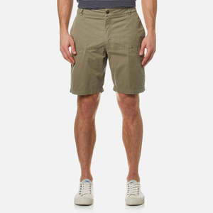 Folk Men's Chino Shorts - Soft Military