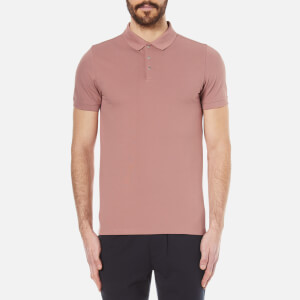 Selected Homme Men's Damson Polo Shirt - Burlwood