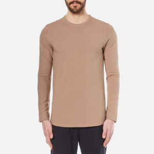 Selected Homme Men's Crew Neck Sweatshirt - Stucco