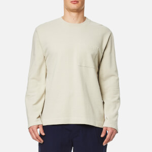 Our Legacy Men's Box Long Sleeve Sweatshirt - Skin