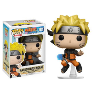 Naruto with Rasengan Funko Pop! Figuur
