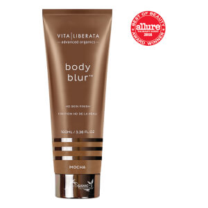 Тональный крем для тела Vita Liberata Body Blur Instant HD Skin Finish - Dark Mocha 100 мл