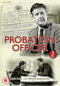 Probation Officer: Volume One