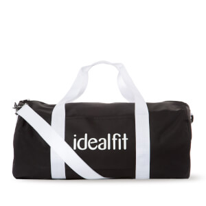 IdealFit Gym Bag Black