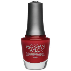 Morgan Taylor Cherry Appliqué Nail Lacquer 15ml