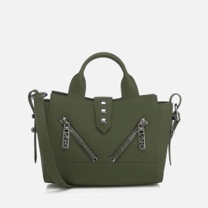 KENZO Women's Kalifornia Mini Tote Bag - Light Khaki