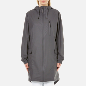 RAINS Parka - Smoke - M-L