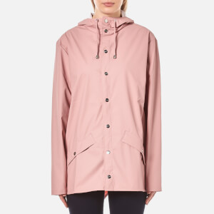 RAINS Women's Jacket - Rose