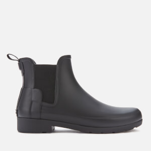 Hunter Women's Refined Chelsea Boots - Black