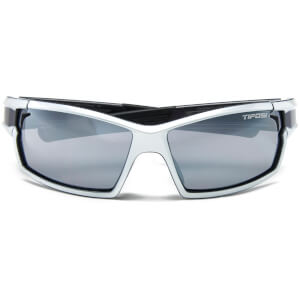 Tifosi Pro Escalate Shield & Full Sunglasses - Pearl White/Gun Metal