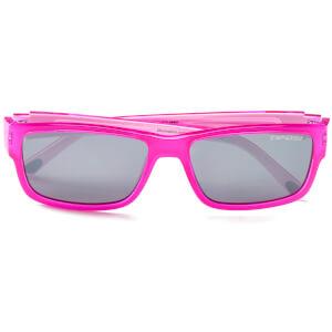Tifosi Hagen Sunglasses - Neon Pink/Smoke