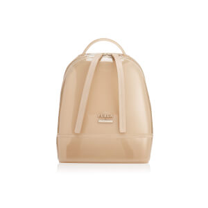 Furla Women's Candy Mini Backpack - Acero