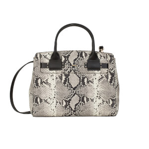 Furla Women's Lucky Medium Python Tote Bag - Roccia