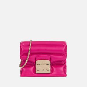 Furla Women's Metropolis Oxygen Mini Cross Body Bag - Pinky