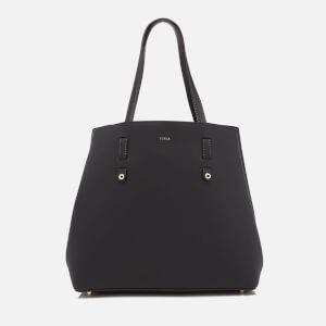 Furla Women's Vittoria M Tote Bag - Onyx