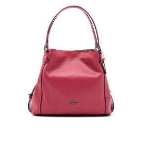 Coach Women's Edie 31 Shoulder Bag - Rouge