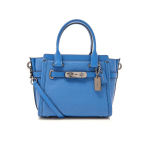 Coach Women's Coach Swagger 21 Tote Bag - Lapis