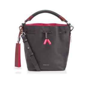 PS by Paul Smith Women's Leather Mini Bucket Bag - Black