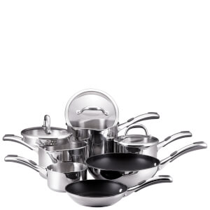 Meyer Select 6 Piece Stainless Steel Cookware Set