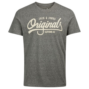 T-Shirt Homme Originals Jolla Jack & Jones - Gris