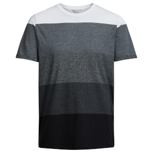 T-Shirt Homme Stark Jack & Jones -Noir