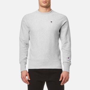 Champion Men's Crew Neck Sweatshirt - Grey