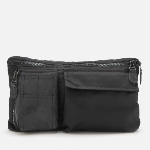 Maharishi Men's MA Travel Waist Bag - Black