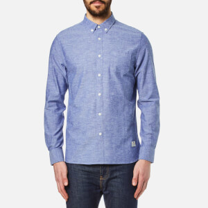 Penfield Men's Hadley Long Sleeve Shirt - Blue