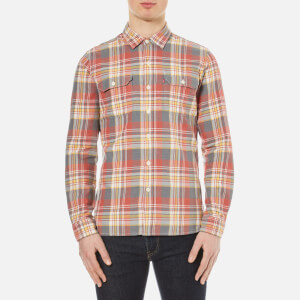 Levi's Men's Jackson Worker Shirt - Piva Pewter