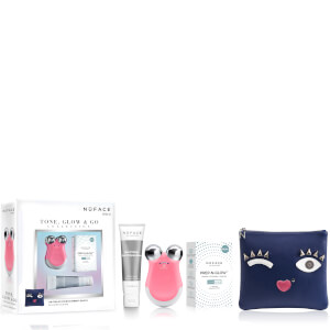 NuFACE Mini Tone, Glow & Go Collection (Worth $243.00)