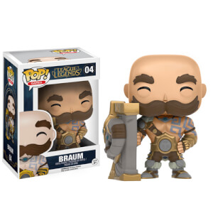 League Of Legends Braum Pop Vinyl Figure