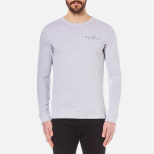 Maison Labiche Men's 99 Problems Sweatshirt - Heather Grey