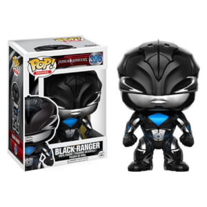 Power Rangers Movie Black Ranger Funko Pop! Vinyl