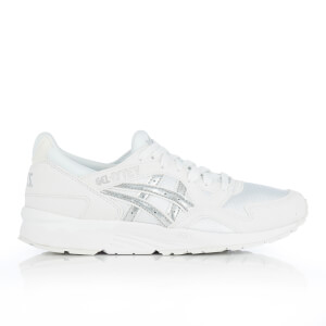 Asics Kids' Gel-Lyte V Mesh Trainers - White/Silver