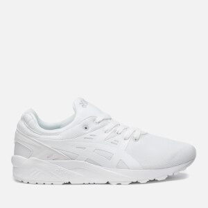 Asics Lifestyle Men's Gel-Kayano Evo Mesh Trainers - White/White