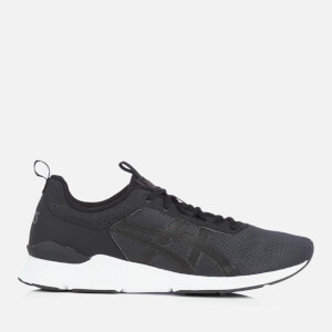 Asics Men's Gel-Lyte Runner Mesh Trainers - Black/Black