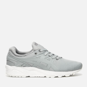 Asics Lifestyle Men's Gel-Kayano Evo Mesh Trainers - Mid Grey/Mid Grey