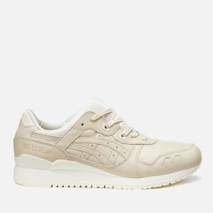 Asics Lifestyle Men's Gel-Lyte III Trainers - Birch