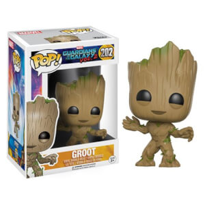 Guardians of the Galaxy Vol. 2 Groot Funko Pop! Vinyl
