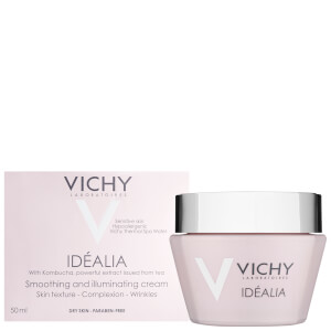 Vichy Idealia Smoothing and Illuminating Day Cream 50ml - Dry Skin