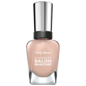 Sally Hansen Complete Salon Manicure 3.0 Keratin Strong Nail Polish - Devil Wears Nada 14.7ml