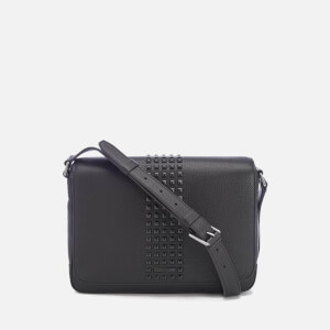 Michael Kors Men's Bryant Mid Messenger Bag - Black