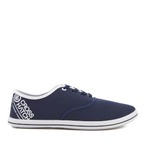 Crosshatch Men's Tsunami Canvas Pumps - Night Sky Navy